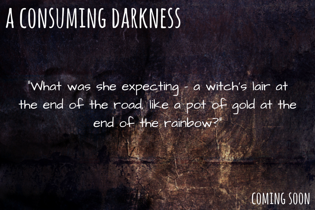 CONSUMING DARKNESS excerpt 3