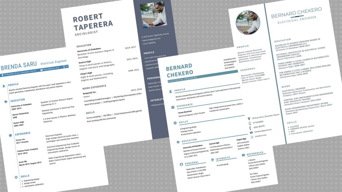 CV advert 3